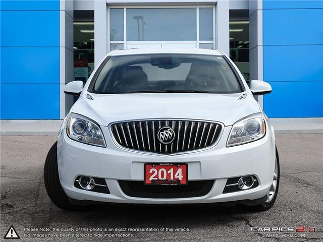 2014 Buick Verano Leather Package (Stk: 33P1) in Mississauga - Image 2 of 27