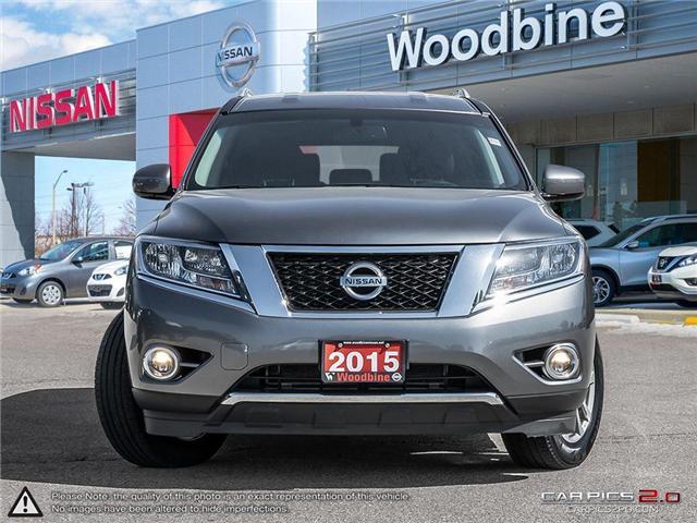 2015 Nissan Pathfinder SV (Stk: P7102) in Etobicoke - Image 2 of 20