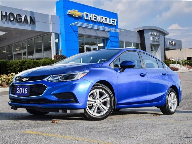 2016 Chevrolet Cruze LT Auto (Stk: W2605334) in Scarborough - Image 1 of 26