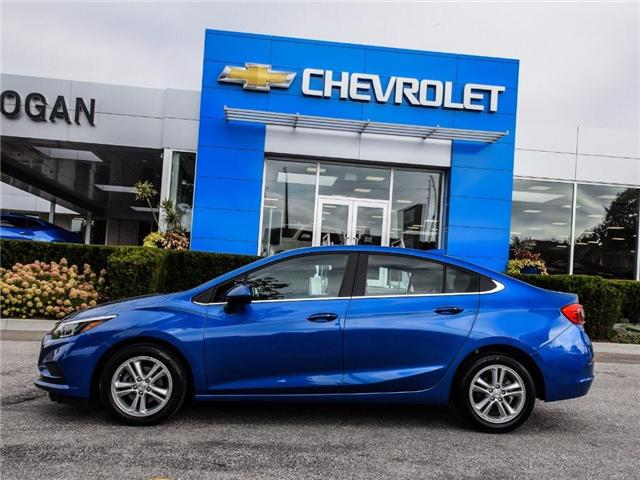 2016 Chevrolet Cruze LT Auto (Stk: W2605334) in Scarborough - Image 2 of 26