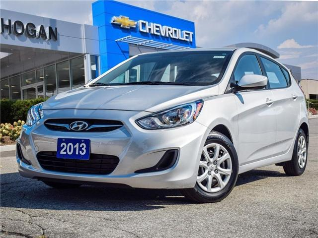 2013 Hyundai Accent  (Stk: WN109682) in Scarborough - Image 1 of 19