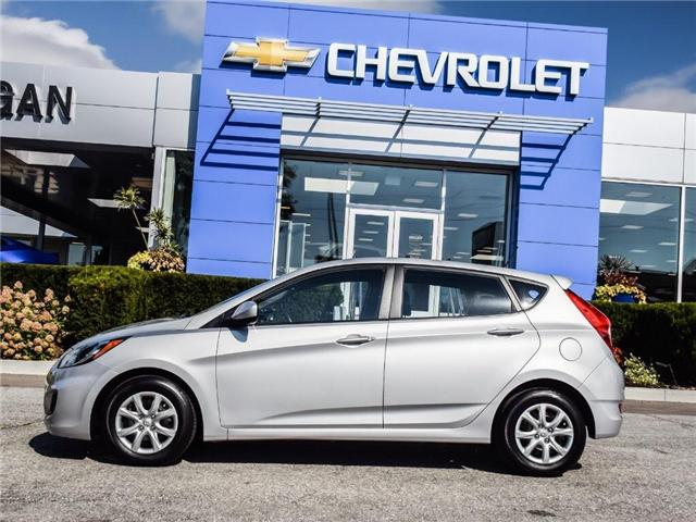 2013 Hyundai Accent  (Stk: WN109682) in Scarborough - Image 2 of 19