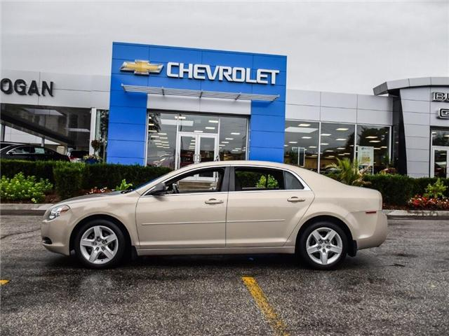 2010 Chevrolet Malibu LS (Stk: WN315488) in Scarborough - Image 2 of 17