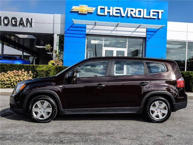 2013 Chevrolet Orlando LS (Stk: WU026809) in Scarborough - Image 2 of 24