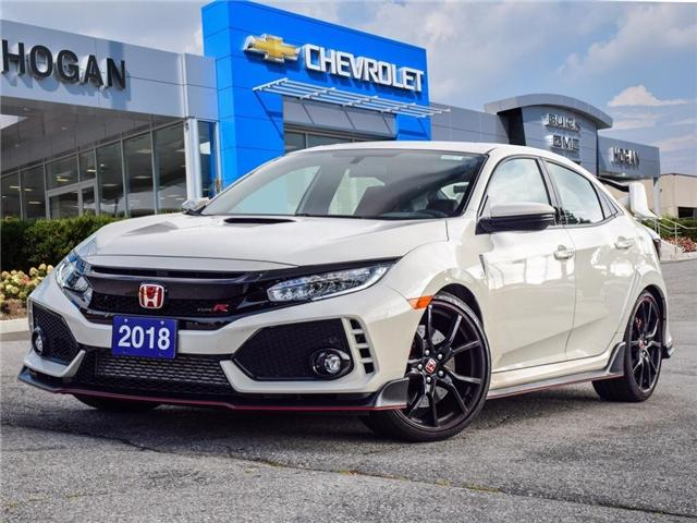 2018 Honda Civic Type R Base (Stk: WN300807) in Scarborough - Image 1 of 23