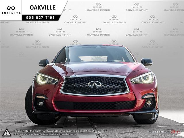 2018 Infiniti Q50 3.0t Red Sport 400 (Stk: Q18091) in Oakville - Image 2 of 21