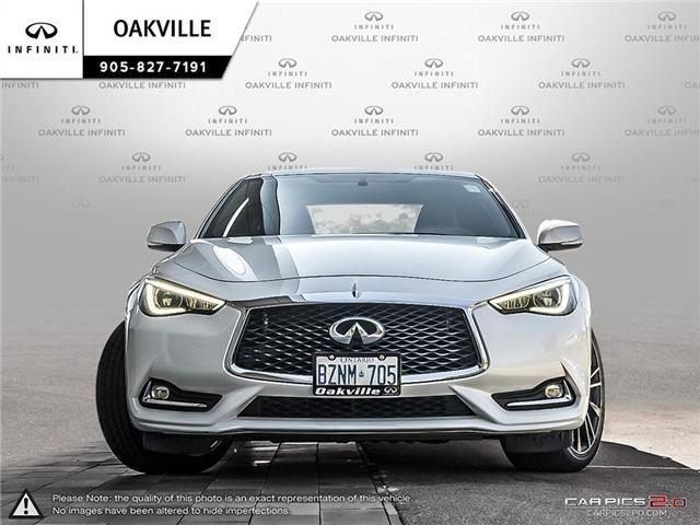 2018 Infiniti Q60 3.0T Sport (Stk: Q18204) in Oakville - Image 2 of 20