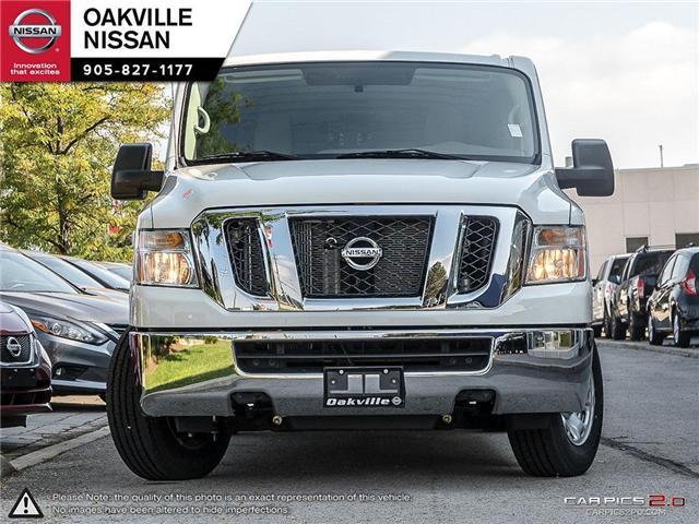 2017 Nissan NV Cargo NV2500 HD SV V6 (Stk: N17053A) in Oakville - Image 2 of 19