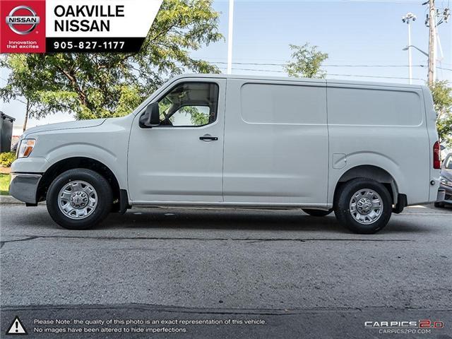 2017 Nissan NV Cargo NV2500 HD SV V6 (Stk: N17053A) in Oakville - Image 3 of 19