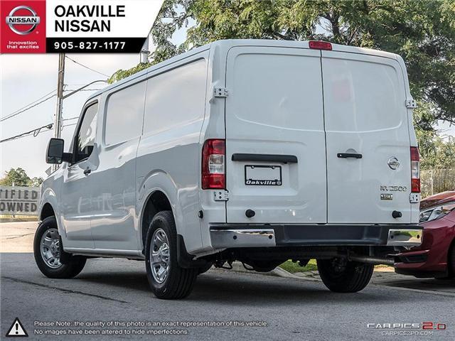 2017 Nissan NV Cargo NV2500 HD SV V6 (Stk: N17053A) in Oakville - Image 4 of 19