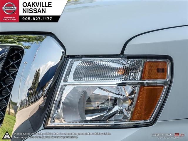 2017 Nissan NV Cargo NV2500 HD SV V6 (Stk: N17053A) in Oakville - Image 9 of 19