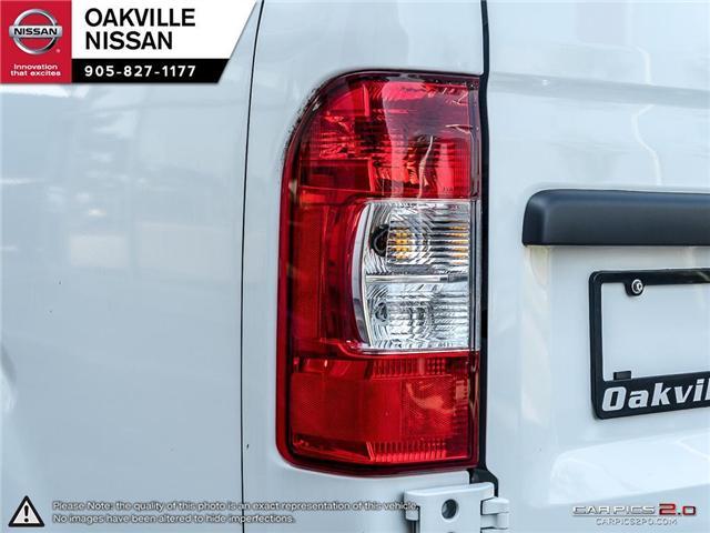 2017 Nissan NV Cargo NV2500 HD SV V6 (Stk: N17053A) in Oakville - Image 11 of 19