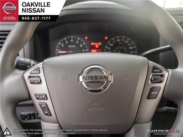 2017 Nissan NV Cargo NV2500 HD SV V6 (Stk: N17053A) in Oakville - Image 13 of 19