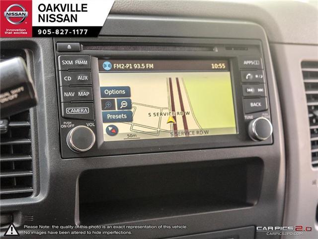 2017 Nissan NV Cargo NV2500 HD SV V6 (Stk: N17053A) in Oakville - Image 16 of 19