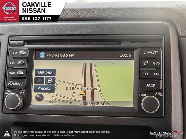 2017 Nissan NV Cargo NV2500 HD SV V6 (Stk: N17053A) in Oakville - Image 17 of 19