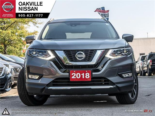 2018 Nissan Rogue SL (Stk: N18048T) in Oakville - Image 2 of 19