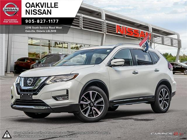 2018 Nissan Rogue SL (Stk: N18080T) in Oakville - Image 1 of 20