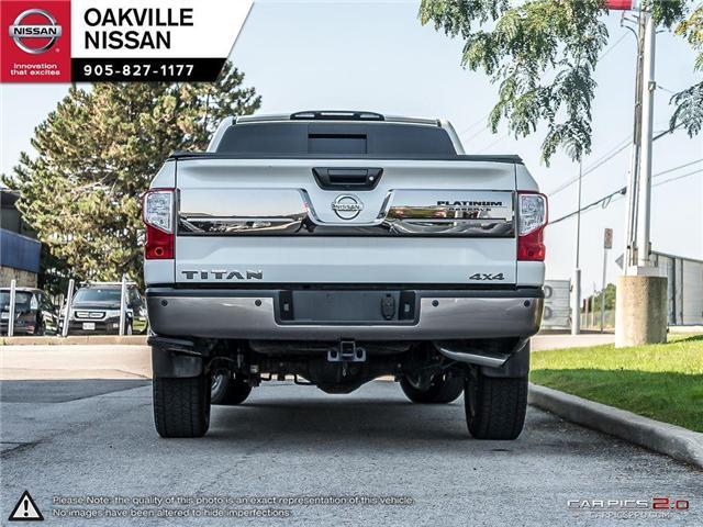 2018 Nissan Titan Platinum (Stk: N18237) in Oakville - Image 5 of 20