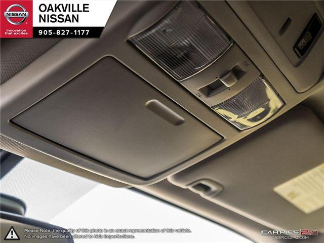 2018 Nissan Titan Platinum (Stk: N18237) in Oakville - Image 18 of 20