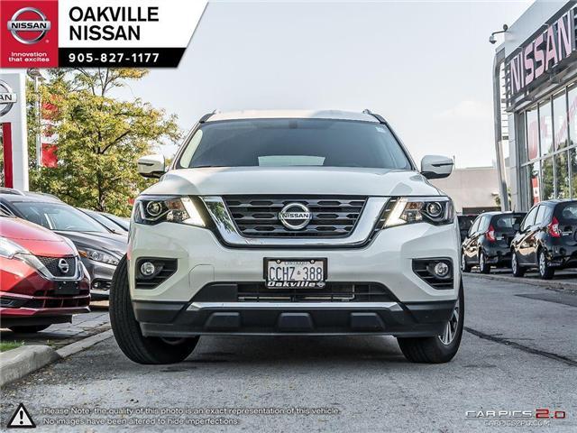 2018 Nissan Pathfinder SV Tech (Stk: N18014) in Oakville - Image 2 of 19
