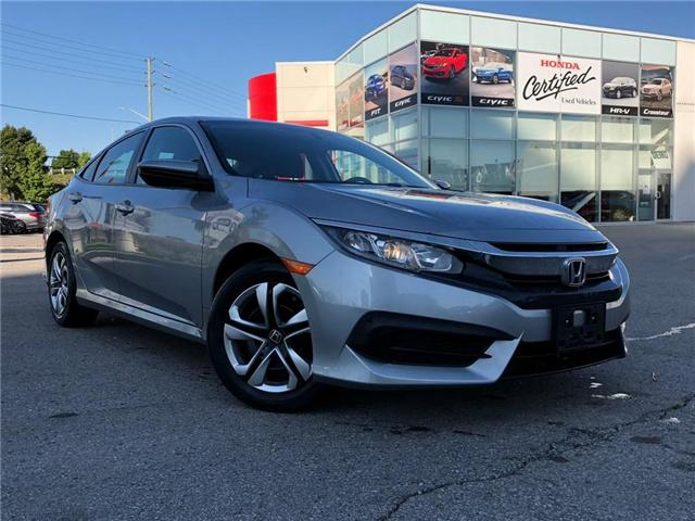 2016 Honda Civic LX (Stk: 181576P) in Richmond Hill - Image 1 of 16