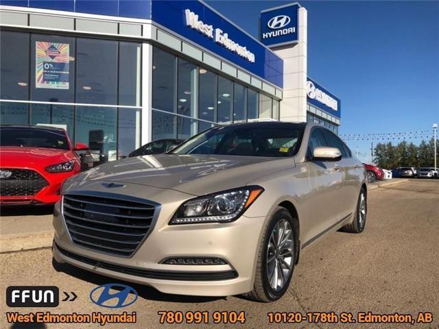 2015 Hyundai Genesis  (Stk: E4089) in Edmonton - Image 1 of 25