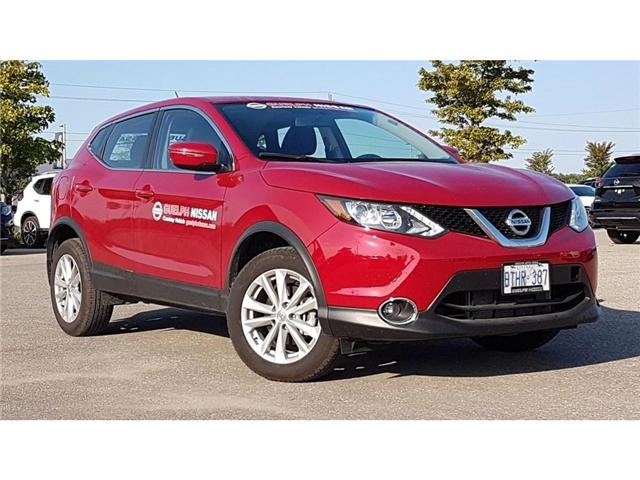 2018 Nissan Qashqai  (Stk: N19378) in Guelph - Image 1 of 3