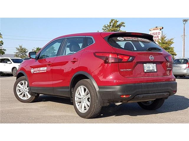 2018 Nissan Qashqai  (Stk: N19378) in Guelph - Image 2 of 3