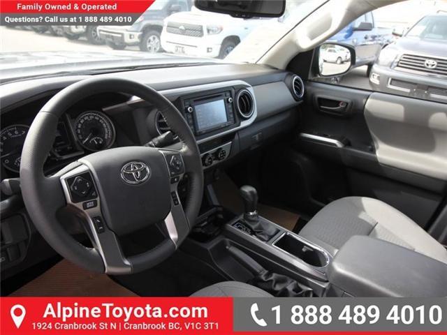 2018 Toyota Tacoma SR5 (Stk: X037472) in Cranbrook - Image 9 of 17