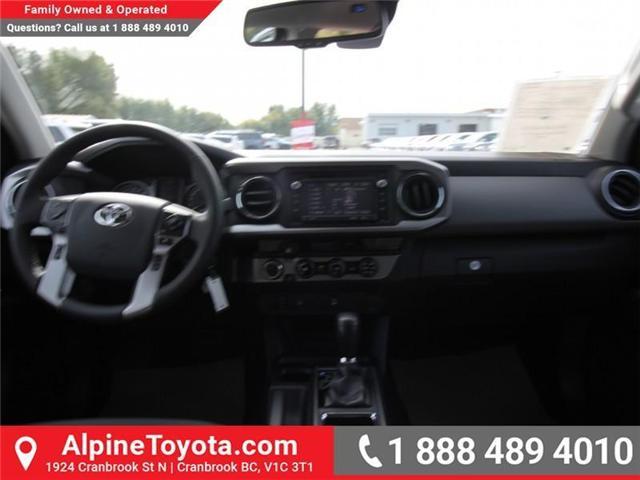 2018 Toyota Tacoma SR5 (Stk: X037472) in Cranbrook - Image 10 of 17