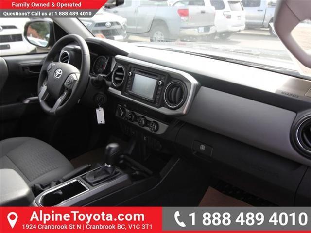 2018 Toyota Tacoma SR5 (Stk: X037472) in Cranbrook - Image 11 of 17