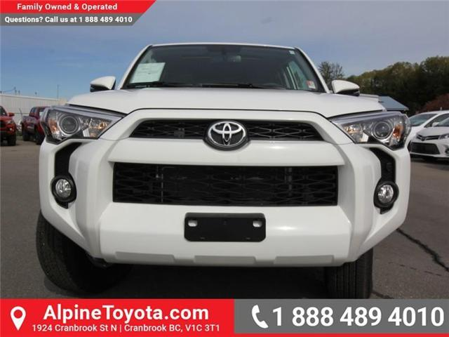 2018 Toyota 4Runner SR5 (Stk: 5609330) in Cranbrook - Image 8 of 18
