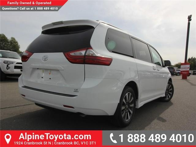 2019 Toyota Sienna LE 7-Passenger (Stk: S210913) in Cranbrook - Image 5 of 17