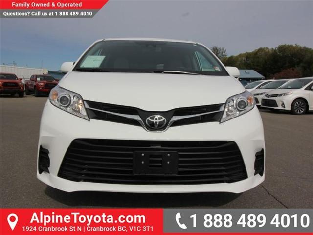 2019 Toyota Sienna LE 7-Passenger (Stk: S210913) in Cranbrook - Image 8 of 17