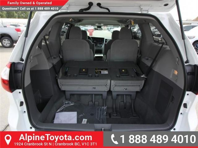 2019 Toyota Sienna LE 7-Passenger (Stk: S210913) in Cranbrook - Image 15 of 17