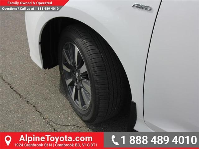 2019 Toyota Sienna LE 7-Passenger (Stk: S210913) in Cranbrook - Image 16 of 17