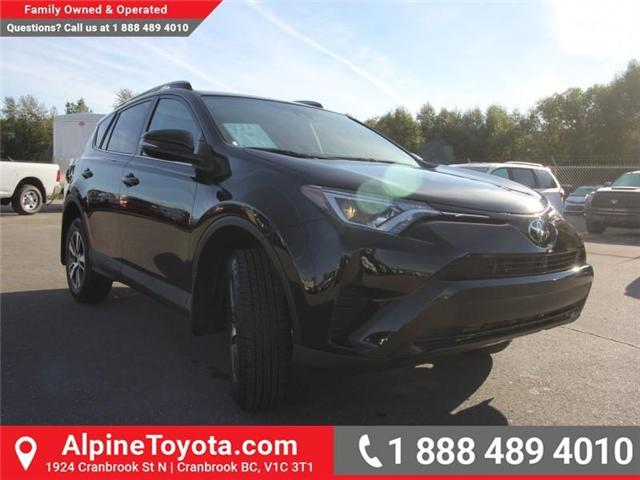 2018 Toyota RAV4 LE (Stk: W834694) in Cranbrook - Image 7 of 18