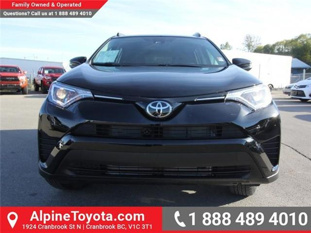 2018 Toyota RAV4 LE (Stk: W834694) in Cranbrook - Image 8 of 18