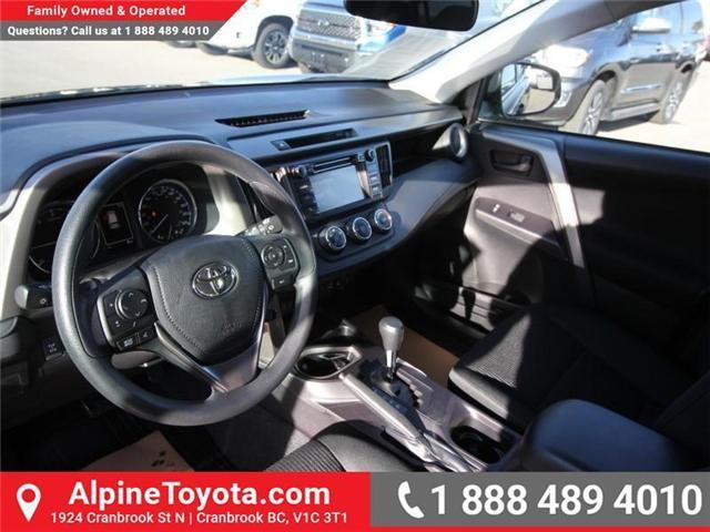 2018 Toyota RAV4 LE (Stk: W834694) in Cranbrook - Image 9 of 18