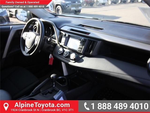 2018 Toyota RAV4 LE (Stk: W834694) in Cranbrook - Image 11 of 18