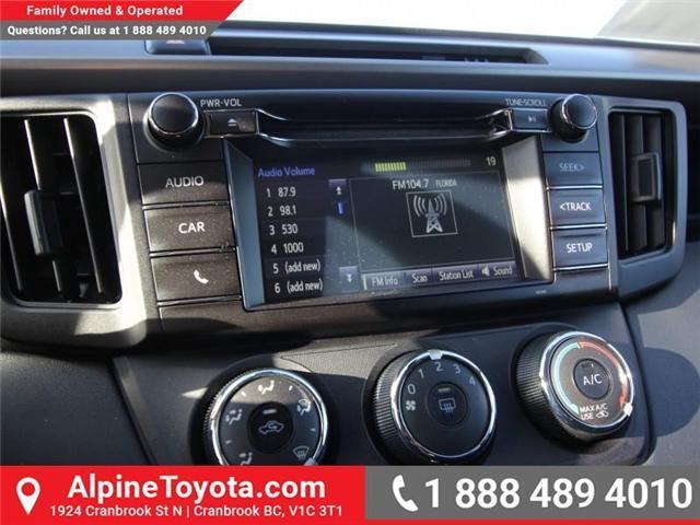 2018 Toyota RAV4 LE (Stk: W834694) in Cranbrook - Image 13 of 18