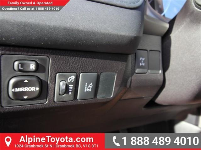 2018 Toyota RAV4 LE (Stk: W834694) in Cranbrook - Image 15 of 18