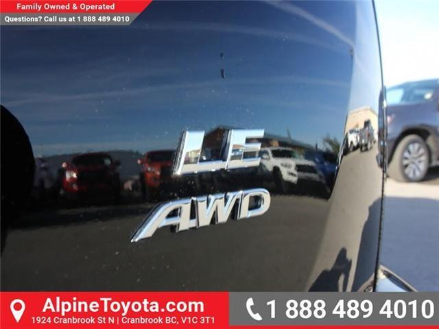 2018 Toyota RAV4 LE (Stk: W834694) in Cranbrook - Image 18 of 18