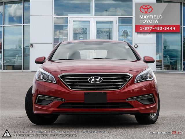 2017 Hyundai Sonata GL (Stk: 184214) in Edmonton - Image 2 of 20
