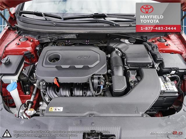 2017 Hyundai Sonata GL (Stk: 184214) in Edmonton - Image 8 of 20