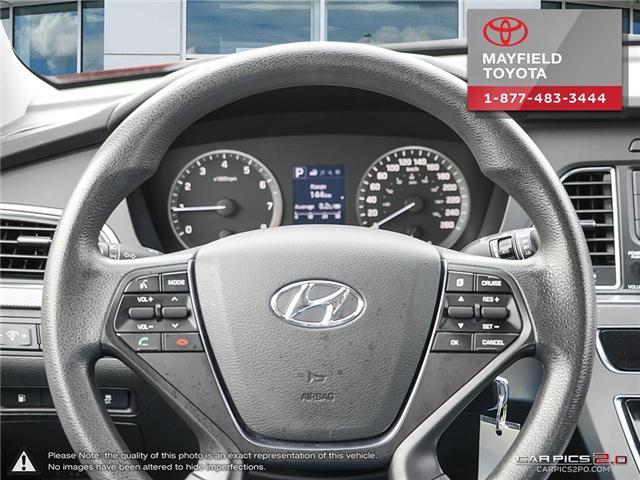2017 Hyundai Sonata GL (Stk: 184214) in Edmonton - Image 13 of 20