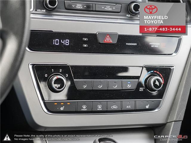2017 Hyundai Sonata GL (Stk: 184214) in Edmonton - Image 16 of 20