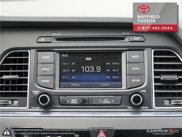 2017 Hyundai Sonata GL (Stk: 184214) in Edmonton - Image 17 of 20