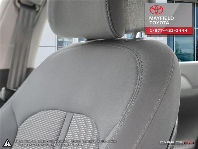 2017 Hyundai Sonata GL (Stk: 184214) in Edmonton - Image 19 of 20