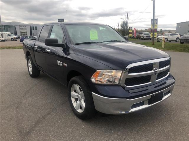 2018 RAM 1500 SLT (Stk: 3572DO) in Thunder Bay - Image 1 of 13